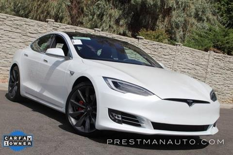 2017 Tesla Model S for sale in South Salt Lake, UT