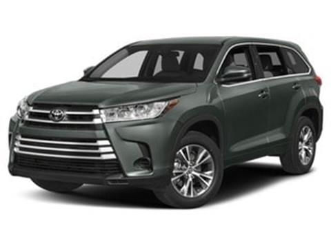2018 Toyota Highlander for sale in South Salt Lake, UT