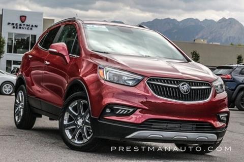 2018 Buick Encore for sale in South Salt Lake, UT