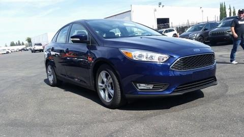 2017 Ford Focus for sale in South Salt Lake, UT