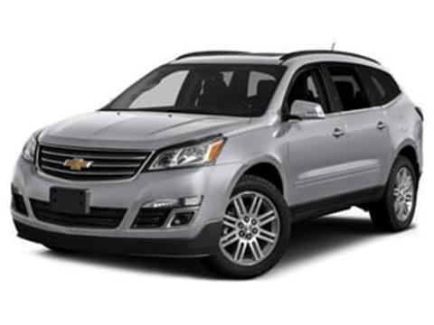 2016 Chevrolet Traverse for sale in South Salt Lake, UT