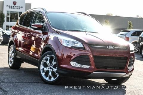 2016 Ford Escape for sale in South Salt Lake, UT