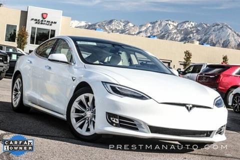 2018 Tesla Model S for sale in South Salt Lake, UT