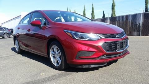 2018 Chevrolet Cruze for sale in South Salt Lake, UT