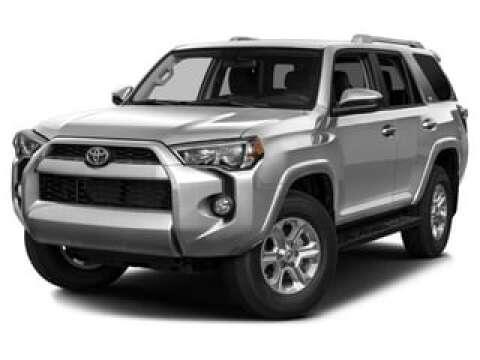 2016 Toyota 4Runner for sale at PRESTMAN AUTO in South Salt Lake UT