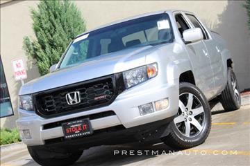 2014 Honda Ridgeline for sale in South Salt Lake, UT