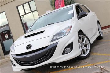 2013 Mazda MAZDASPEED3 for sale in South Salt Lake, UT