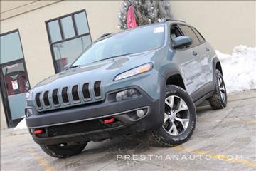 2014 Jeep Cherokee for sale in South Salt Lake, UT