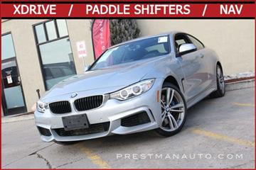 2014 BMW 4 Series for sale in South Salt Lake, UT