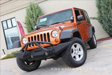 2011 Jeep Wrangler Unlimited for sale in South Salt Lake, UT