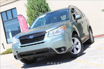 2015 Subaru Forester for sale in South Salt Lake, UT