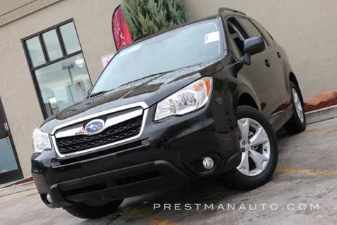 2016 Subaru Forester for sale in South Salt Lake, UT