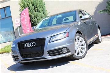 2012 Audi A4 for sale in South Salt Lake, UT