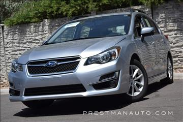 2015 Subaru Impreza for sale in South Salt Lake, UT