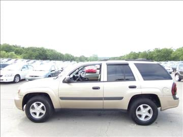 2005 Chevrolet TrailBlazer for sale in Independence, MO