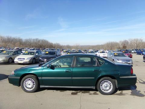 2001 Chevrolet Impala for sale in Independence, MO