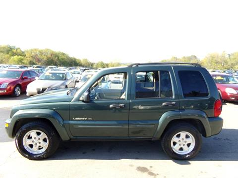 2002 Jeep Liberty for sale in Independence, MO