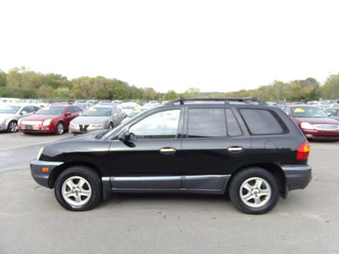 2002 Hyundai Santa Fe for sale in Independence, MO