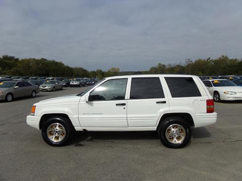 1997 Jeep Grand Cherokee for sale in Independence, MO