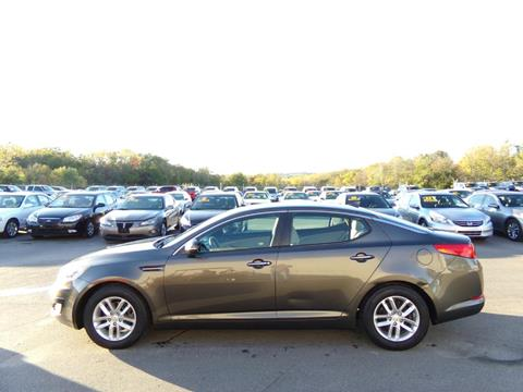 2013 Kia Optima for sale in Independence, MO