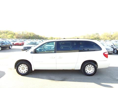 2001 Chrysler Town and Country for sale in Independence, MO
