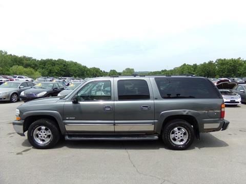 2000 Chevrolet Suburban For Sale In Kentucky Carsforsale