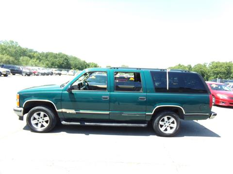 1997 Chevrolet Suburban for sale in Independence, MO