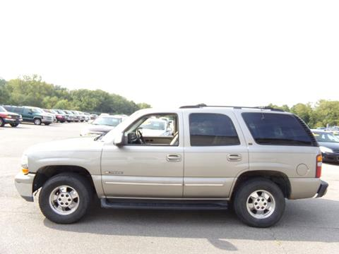 2000 Chevrolet Tahoe for sale in Independence, MO