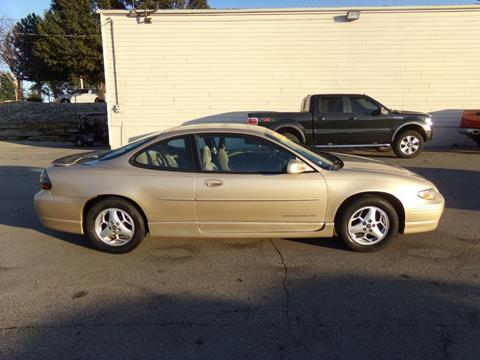 2002 Pontiac Grand Prix for sale in Independence, MO