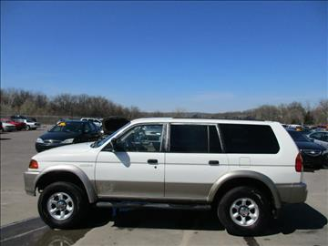 1998 Mitsubishi Montero Sport for sale in Independence, MO