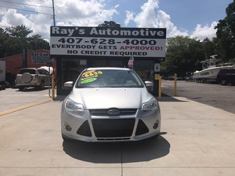 2012 Ford Focus for sale in Longwood, FL