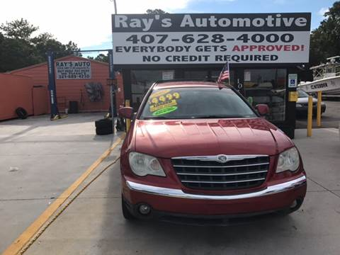 2007 Chrysler Pacifica for sale at RAYS AUTOMOTIVE SALES & REPAIR INC in Longwood FL