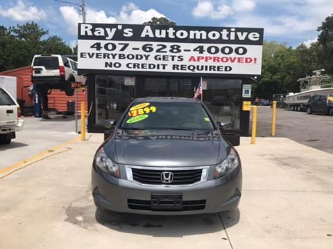 2008 Honda Accord for sale in Longwood, FL