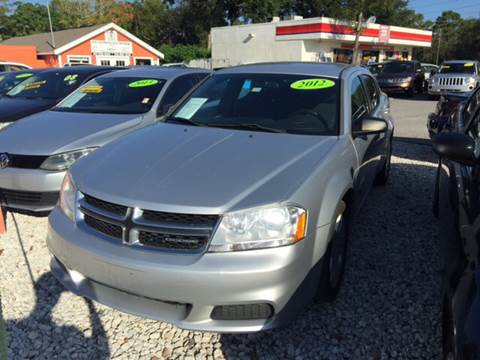2012 Dodge Avenger for sale at RAYS AUTOMOTIVE SALES & REPAIR INC in Longwood FL