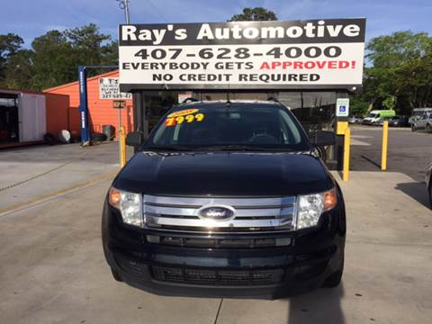 2008 Ford Edge for sale in Longwood, FL
