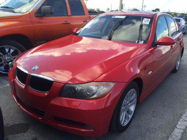 2006 BMW 3 Series for sale at RAYS AUTOMOTIVE SALES & REPAIR INC in Longwood FL