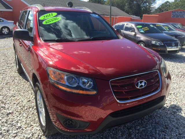 2011 Hyundai Santa Fe for sale at RAYS AUTOMOTIVE SALES & REPAIR INC in Longwood FL