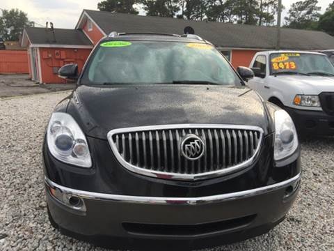 2009 Buick Enclave for sale at RAYS AUTOMOTIVE SALES & REPAIR INC in Longwood FL