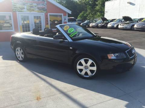 2006 Audi A4 for sale at RAYS AUTOMOTIVE SALES & REPAIR INC in Longwood FL