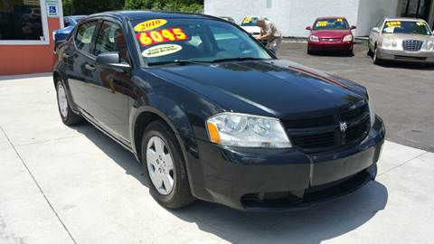 2010 Dodge Avenger for sale at RAYS AUTOMOTIVE SALES & REPAIR INC in Longwood FL