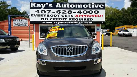 2011 Buick Enclave for sale at RAYS AUTOMOTIVE SALES & REPAIR INC in Longwood FL