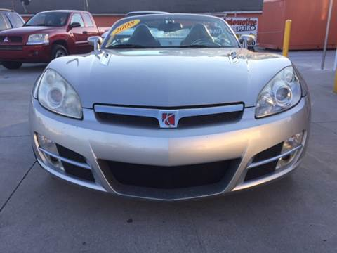 2008 Saturn SKY for sale at RAYS AUTOMOTIVE SALES & REPAIR INC in Longwood FL