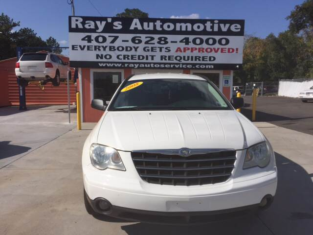 2008 Chrysler Pacifica for sale at RAYS AUTOMOTIVE SALES & REPAIR INC in Longwood FL