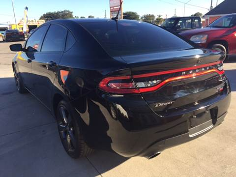 2013 Dodge Dart for sale at RAYS AUTOMOTIVE SALES & REPAIR INC in Longwood FL