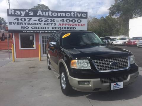 2005 Ford Expedition for sale at RAYS AUTOMOTIVE SALES & REPAIR INC in Longwood FL