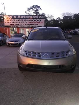 2005 Nissan Murano for sale in Longwood, FL