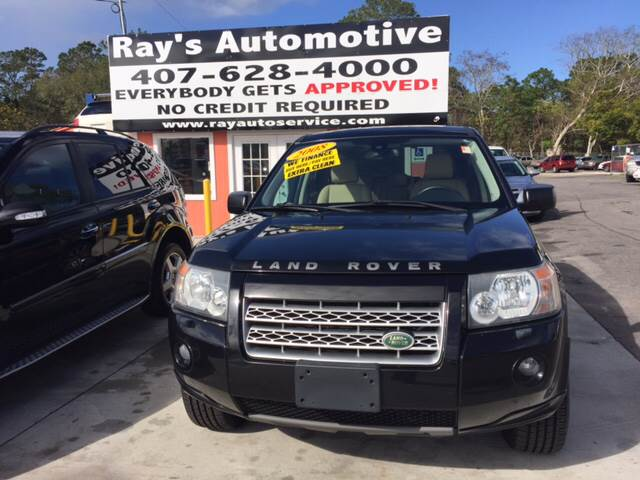 2008 land rover lr2 hse in longwood fl - rays automotive sales