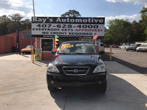 2004 Kia Sorento for sale in Longwood, FL
