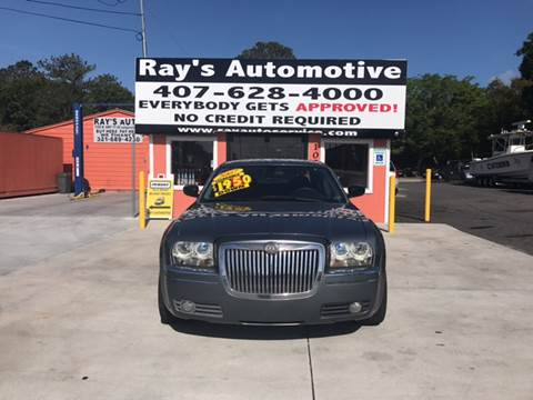 2007 Chrysler 300 for sale at RAYS AUTOMOTIVE SALES & REPAIR INC in Longwood FL