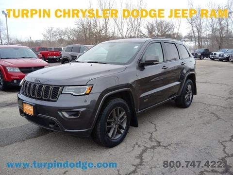 2016 Jeep Grand Cherokee for sale in Dubuque, IA